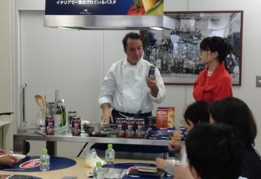 """イタリアNO.1パスタ """"バリラ""""  プレス試食会の画像"""
