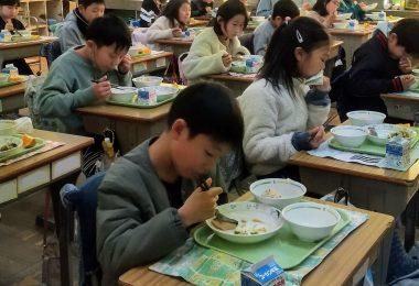 2020年度、ニジマス食育イベント実施!!の画像